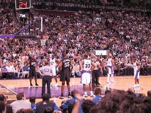 Philadelphia 76ers vs. Torontor Raptors.