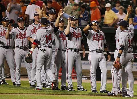 Atlanta Braves.