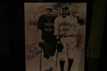 National Baseball Hall of Fame and Museum.