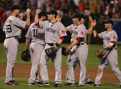 Boston Red Sox.