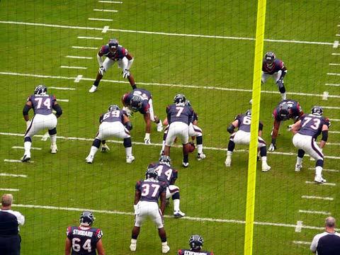 Texans Vs Bucs.