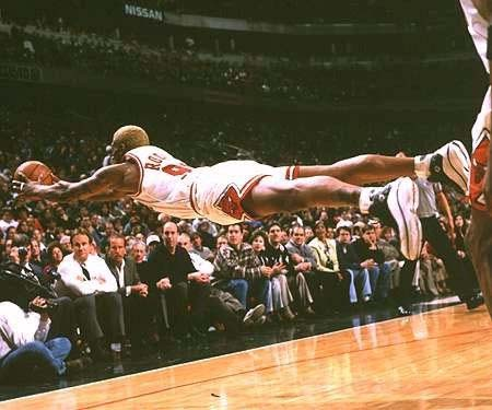 Dennis Rodman.