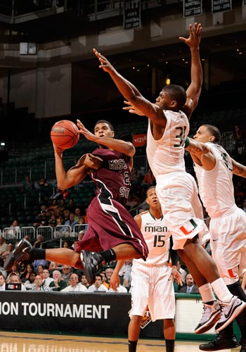 Missouri State University guard Nafis Ricks