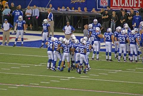 Colts Saints