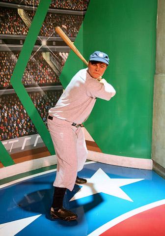 Babe Ruth.