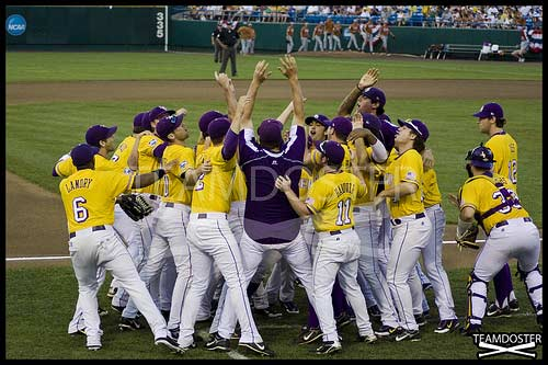 LSU Tigers pre-game hype.