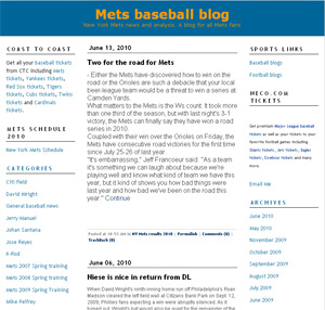 metsbaseballblog.com