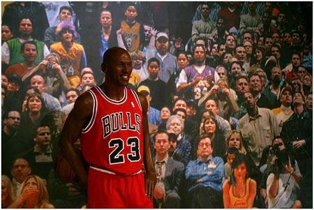 Michael Jordan Fans.