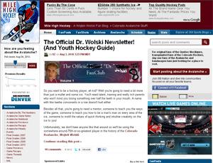 milehighhockey.com