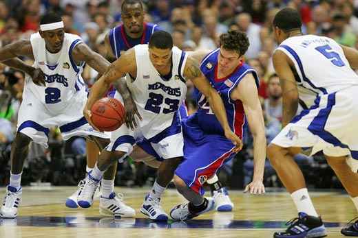2013 College Basketball Team Preview: Memphis Tigers