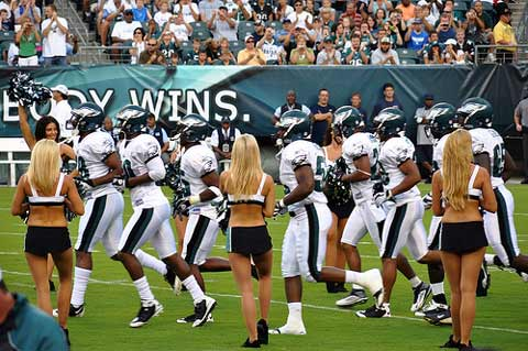 Eagles Defense.