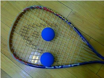 Racquetball.