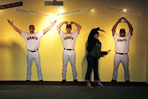 San Francisco Giants.