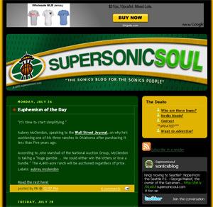 supersonicsoul.com