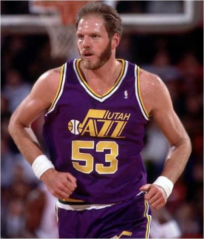 Tallest NBA Players Mark Eaton