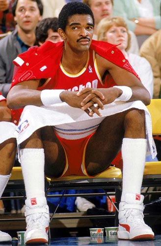 Tallest NBA Players Ralph Sampson