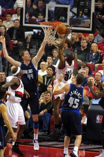 Tallest NBA Players Shawn Bradley