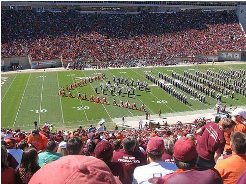 Virginia Tech Football 2007.