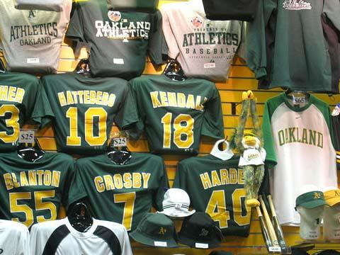purchase cheap 83e73 1e8d6 Oakland Athletics Fan Apparel, Jerseys & Merchandise.